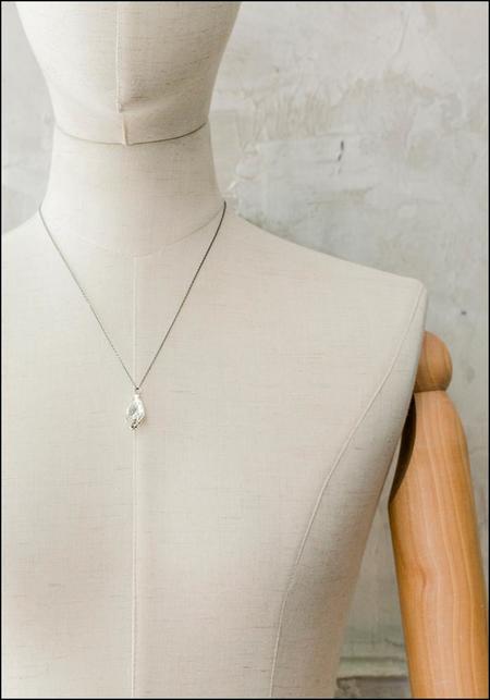 Captve Hand Pendant - Sterling Silver