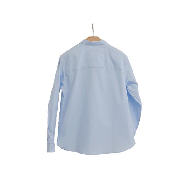 Kimem Poplin Chef Shirt