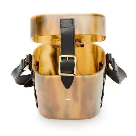 Officina del Poggio Mini Safari Bag - Plexy Corna