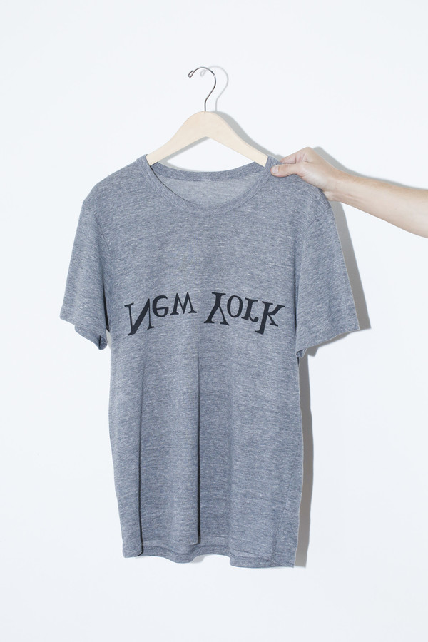 Assembly New York Cotton New York Logo T-Shirt