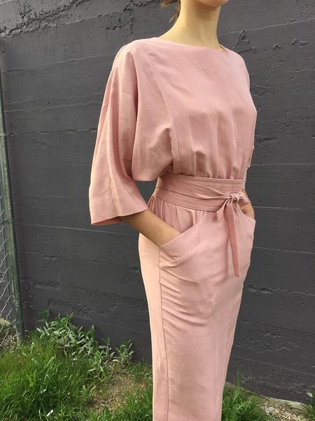 Horses Atelier Backless Dress