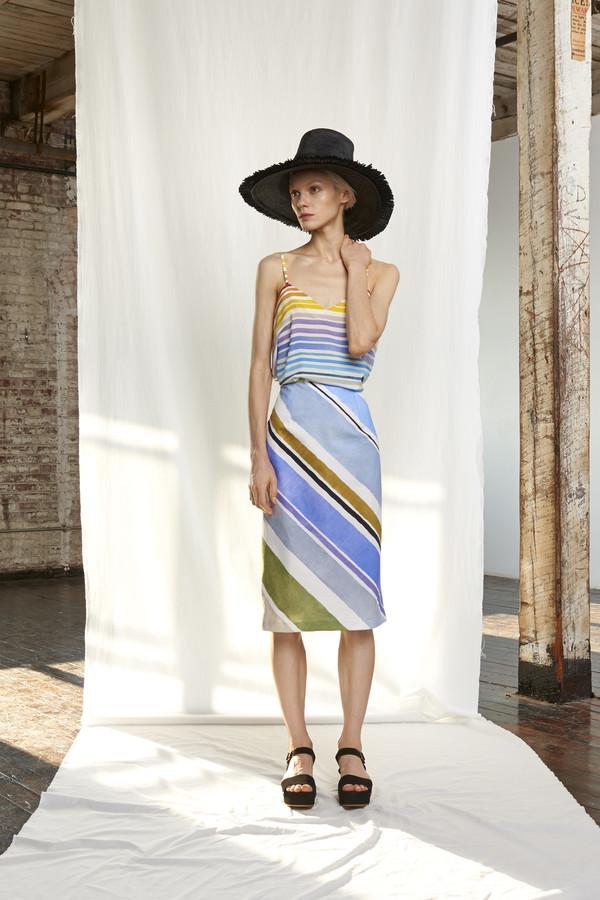 Whit Marlowe Midi Skirt