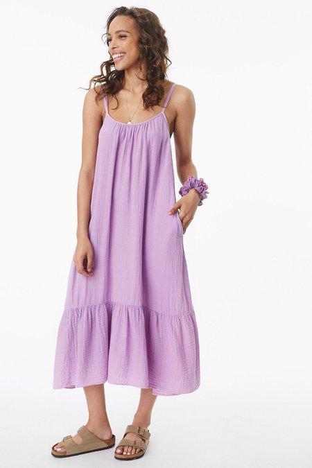 Xirena KELLYN DRESS - SWEET LILAC