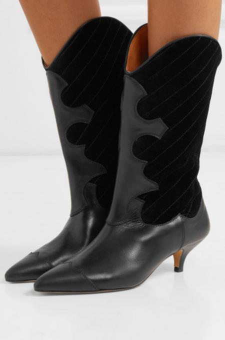 Ganni Adel boot - Black