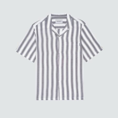 CARHARTT WIP S/S Esper Shirt - Black Wax