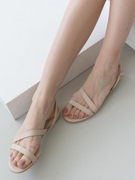 Loiret Lir 512 Sandals - Cream Beige