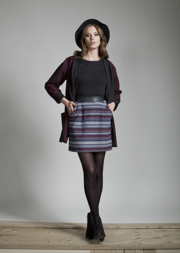 Jennifer Glasgow Tundra Skirt
