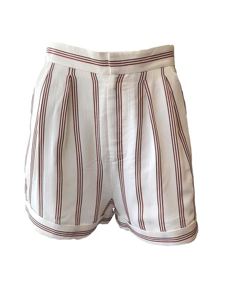Joie Carvel Shorts - Porcelain