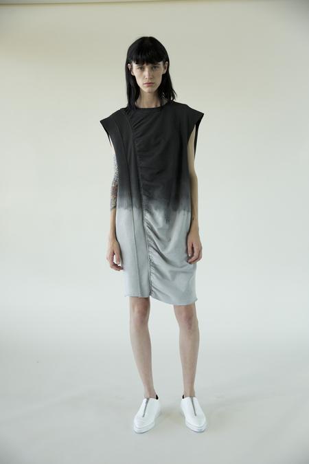 Ilaria Nistri cotton cap sleeve dress