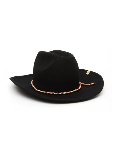 6df72fd9 Visvim Cowboy Hat - Black Visvim Cowboy Hat - Black