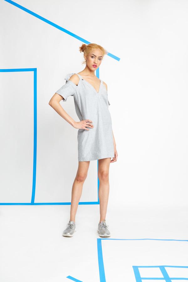 Kempner Bianca Dress