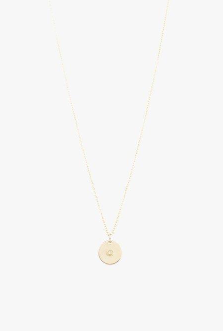 Ak Studio Magnetic Necklace - 14k Gold Fill