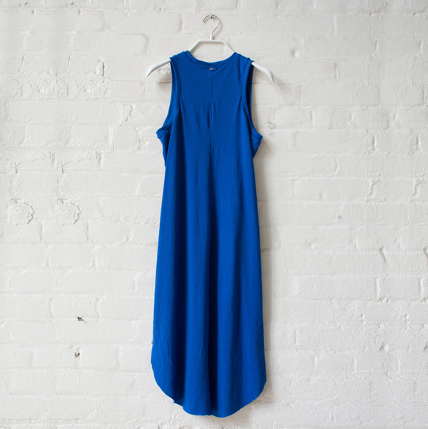 Hoi Bo Primary Racerback Dress
