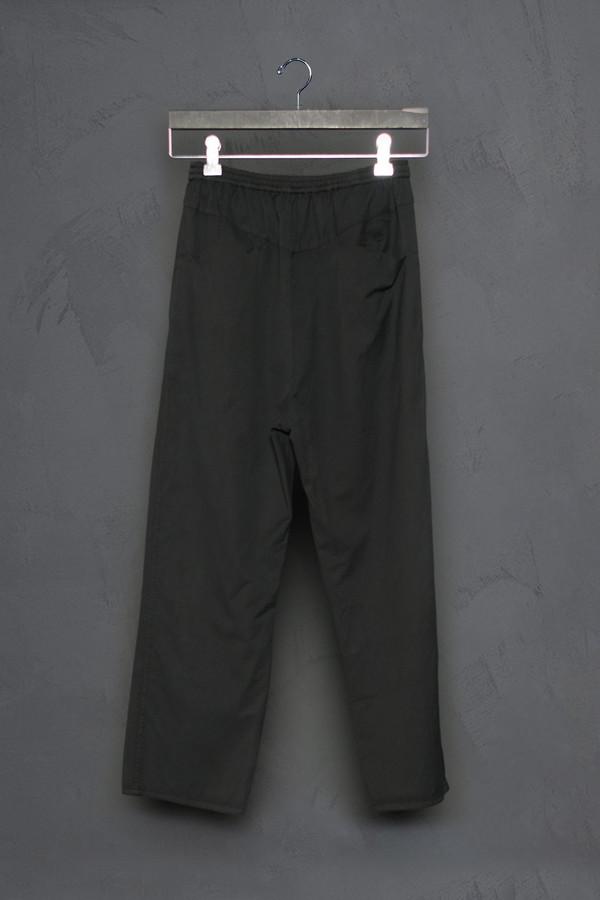 Roque Cropped Drop Crotch Pants