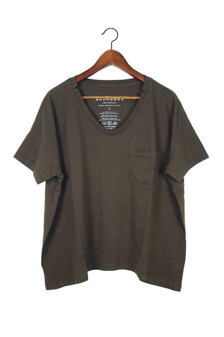 Skargorn #61 Short Sleeve Tee - Char Wash