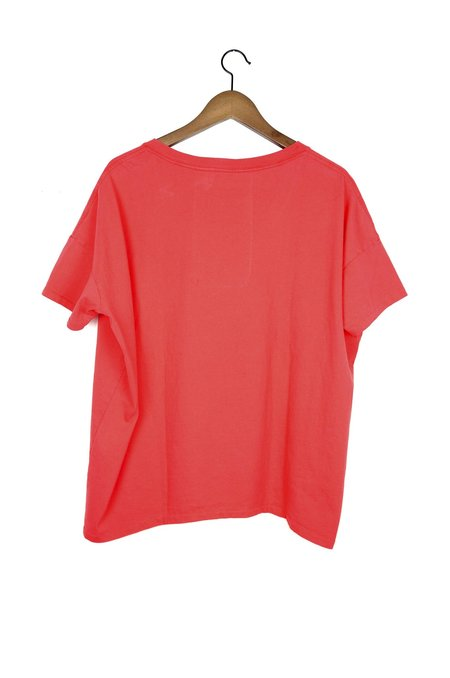 Skargorn #61 Short Sleeve Tee - Strawberry Wash