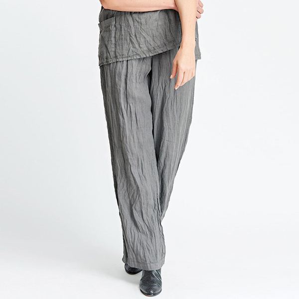Flax Designs Live In Pant - black
