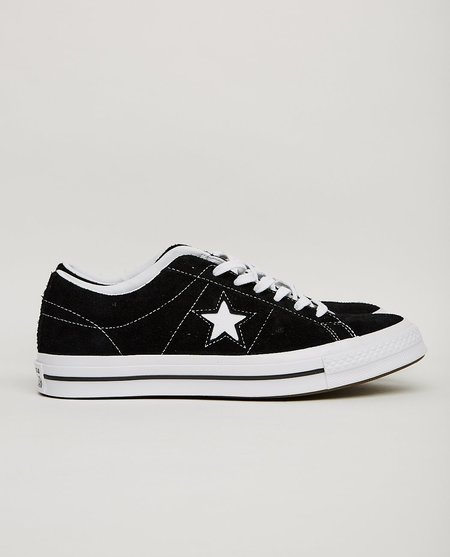 Converse One Star Low sneakers - Black