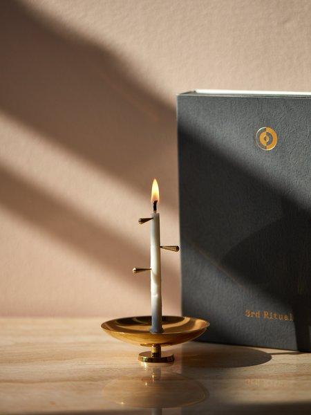 3rd Ritual BEL Meditative Candle