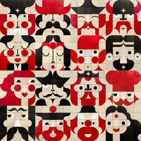 Kids Miller Goodman FaceMaker Original