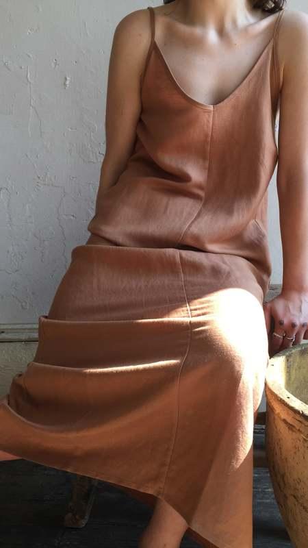 First Rite V Camisole Dress