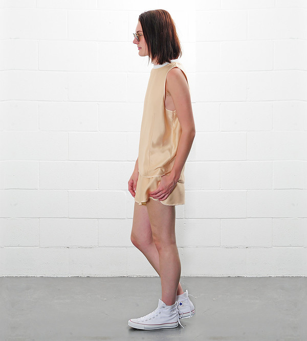 Won Hundred Toasted Almond Lonnie Shorts