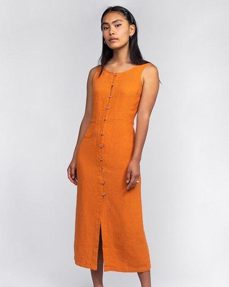Paloma Wool Galatea Dress - Peach