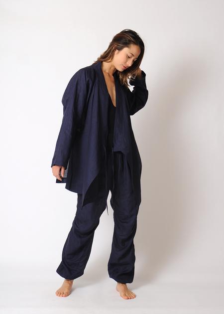 ILMU Couture Evergreen Jacket - Indigo
