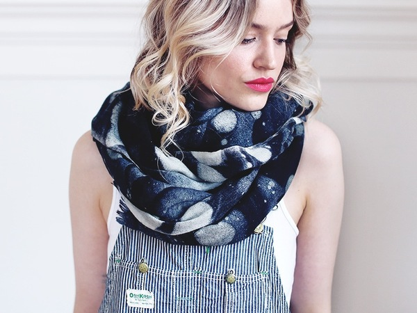 Scout & Catalogue VALLARTA SCARF - MARBLE