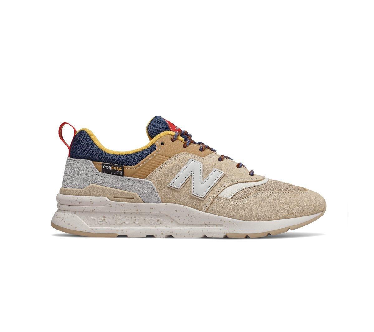 new balance 997h cordura jaune