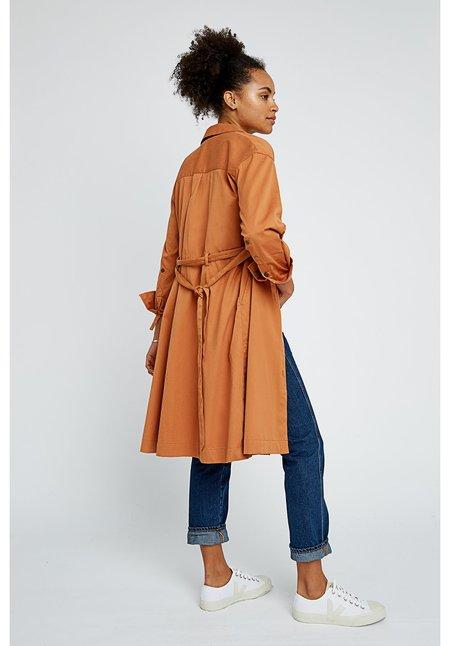 People Tree 100% Organic Cotton Penny Shirt Dress