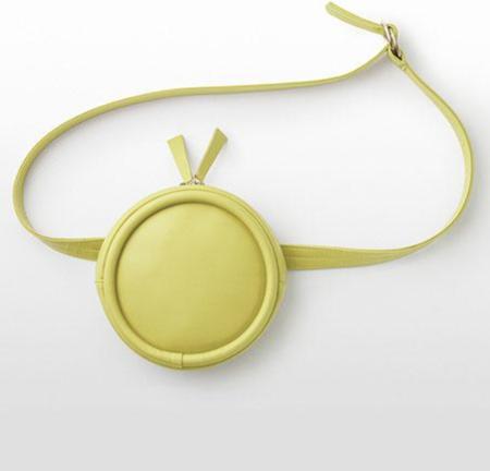 Hozen Collection Vegan Belt Bag - LIMÓN