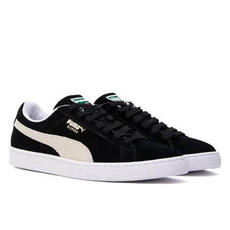 Puma Suede Classic - Black/White