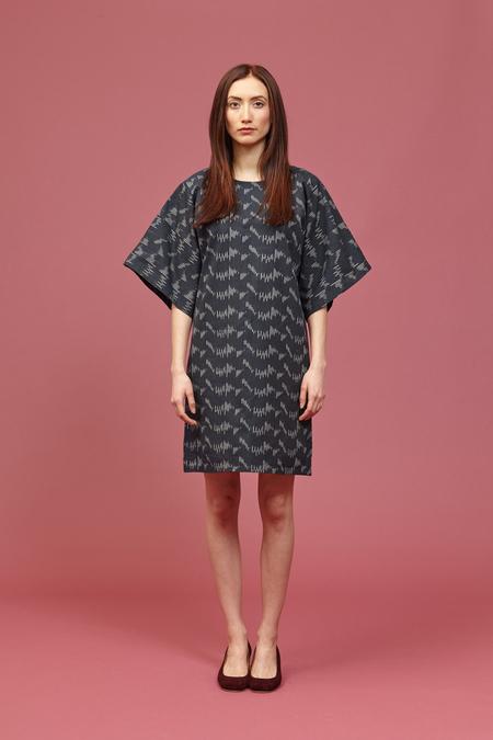Tantuvi Kimono Dress