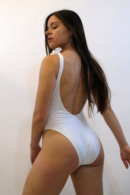 Sidway Anderson One Piece - White
