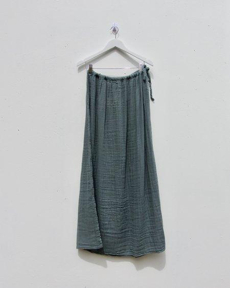 Numero 74 Ava Long Skirt - Ice Blue