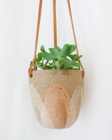 Clay by Tina Hanging Planter - Small