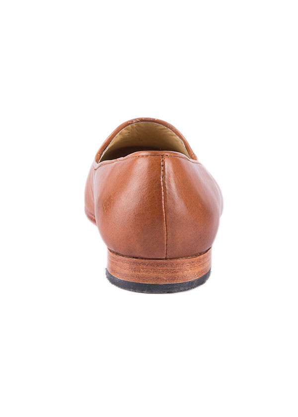 Nisolo - The Smoking Shoe in Caramel