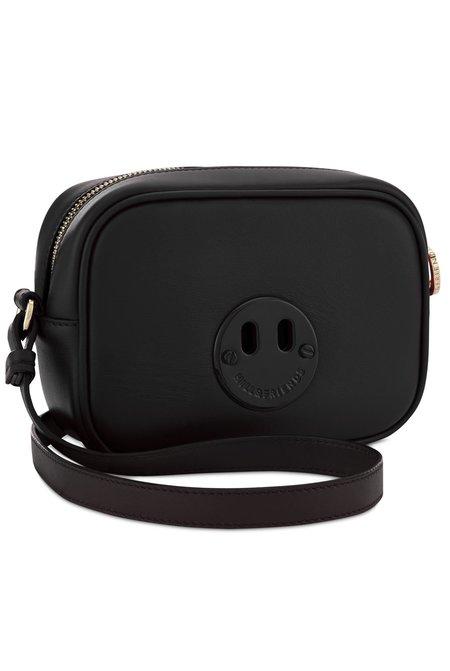 Hill & Friends Happy Mini Camera Bag - Black