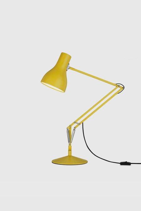 Anglepoise Type 75 Desk Lamp - Ochre Yellow