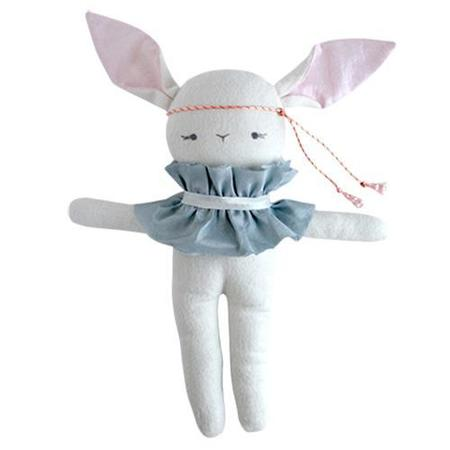 Kids Elliefunday Mademoiselle Lapin Girl Bunny - White