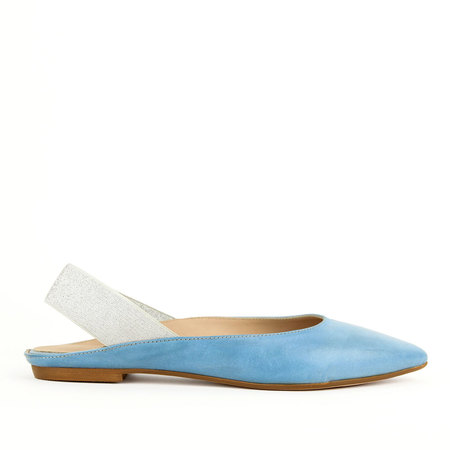 re-souL Bette Slingback - DENIM BLUE
