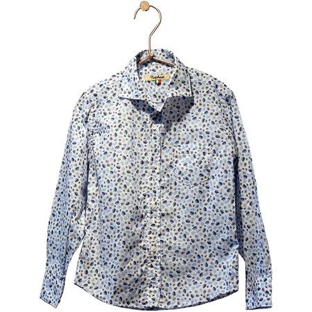 Kids Nupkeet Solemar Button Down Shirt