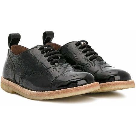 Kids pèpè naplak oxford shoes - nero