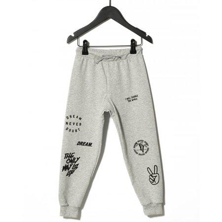 Kids Sometime Soon Carlos Sweatpants - Grey Melange
