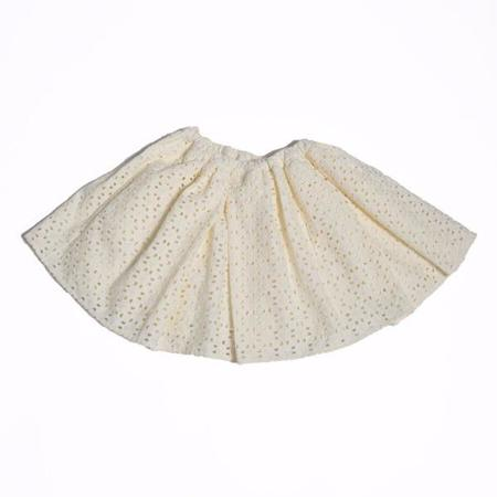 Kids Tia Cibani Full Circle Jalisco Skirt - Sugar