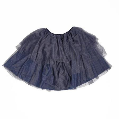 Kids Tia Cibani Tutu Skirt - Denim