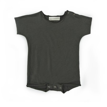 Kids Treehouse Alno Playsuit - Charcoal