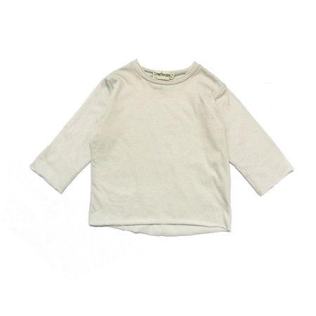 Kids Treehouse Emo T-shirt - Cloud Grey