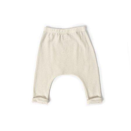 Kids Treehouse Lega Baby Leggings - Cloud White